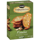 Thin Addictives Pistachio Almond 4.4 Ounce 6-6 Count