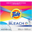 Tide Powder With Bleach Ultra Original Laundry Detergent 9 Pound - 2 Per Case