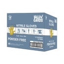 Glove White Nitrile Powder Free Small 10-100 Each