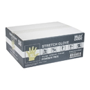 Valugards Stretch Poly Extra Large Glove 100 Per Box - 10 Boxes Per Case