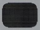 Placemat Paper Black 9.75X14