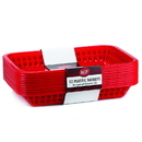Cash & Carry Grand Red Basket