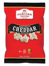 Snack Popcorn Aged White Cheddar 6-3.5 Ounce