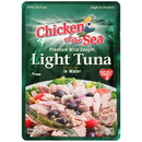 Chicken Of The Sea 10048000391244 Chicken Of The Sea Premium Light Tuna Pouch 24/3 Ounce