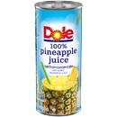 Dole Club Pack Pineapple Juice - 8.4 Ounce - 24 Per Case