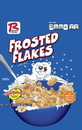 Ralston Frosted Flakes Cereal 28 Ounces Per Pack - 4 Per Case