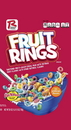 Ralston Fruit Rings Cereal 28 Ounces Per Pack - 4 Per Case
