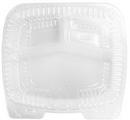 Handi-Foil 6013S-200 10 Shallow/ Three Compartment