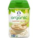 Gerber 10015000070219 Gerber Cereal Organic Whole Grain Oatmeal 2(3X8oz)