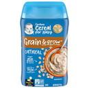 Gerber 10015000070011 Gerber Gerber Cereal Oatmeal