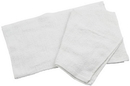 Winco 16X19 White Cotton Towel Bar- 12 Towels Per Case