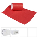 Lapaco 1.5'' By 4.25'' Red Napkin Band 2000 Each - 1 Per Case
