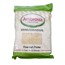Savor Imports Toasted Israeli Couscous 5 Pounds Per Pack - 4 Per Case