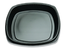 Forum CF723-160 16 In Deep Forum Tray Non-Comp Blk