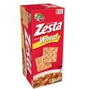 Keebler Zesta Saltines Wheat Cracker 16 Ounce Box - 12 Per Case
