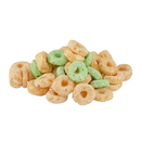 Kellogg'S Reduced Sugar Whole Grain Apple Jacks Cereal 1 Ounce Per Bowl - 96 Per Case