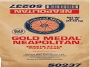 Gold Medal Neapolitan Hearth Style Pizza Flour 50 Pounds Per Pack - 1 Per Case