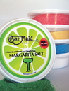 Bar Maid White Margarita Salt Infused With Lime 6 Ounces Per Pack - 12 Per Case