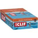 Clif Bar Crunchy Peanut Butter Energy Bar 2.4 Ounces - 12 Per Pack - 16 Packs Per Case
