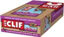 Clif Chocolate Chip Peanut Crunch Clif Snack Bar 2.4 Ounce Bar - 12 Per Pack - 16 Packs Per Case