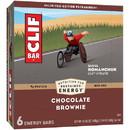 Clif 166006 Clif Chocolate Brownie 6Pk