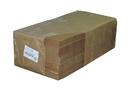 Handy Wacks 12 Inch X 12 Inch X 2.5 Inch Kraft Flat Butcher Paper 3750 Per Pack - 1 Per Case