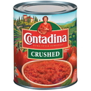 Crushed Roma Tomatoes Contadina 6/28Oz Can