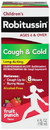 Children's Robitussin 869312 Children's Robitussin Cough & Cold 8-3-4 Fluid Ounce
