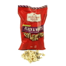 Snack Popcorn Black And White Drizzle 6-6 Ounce