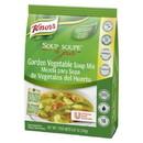 Knorr Soup Du Jour Garden Vegetable Mix 8.7 Ounce Pack - 4 Per Case