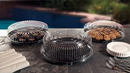 Dome Lid 16 Inch 1-25 Each