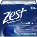 Zest Bar Soap Ocean Breeze-12/3X4.0Z Case