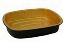 Handi-Foil Medium Gourmet To Go Pan Base Only 1 Each - 150 Per Case