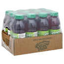 Florida Natural Growers' Pride From Concentrate Shelf Stable Cranberry Juice Cocktail 14 Fluid Ounce - 12 Per Case