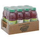 Florida Natural Growers' Pride From Concentrate Shelf Stable Fruit Punch 14 Fluid Ounce - 12 Per Case