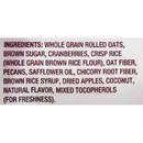Back To Nature Gluten Free Cranberry Pecan Granola 11 Ounce Box - 6 Per Case