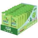 Gogo Squeez Apple Cinnamon Applesauce 3.2 Ounce Pouch -18 Per Pack - 1 Per Case