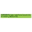 Gogo Apple Strawberry - 4Pk