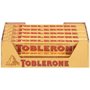 Toblerone 00543 Toblerone Chocolate Bar Milk Chocolate 4X3.52 oz
