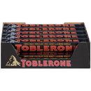 Toblerone 00545 Toblerone Chocolate Bar Dark Chocolate 4X3.52 oz