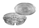 Dwfp Fruit & Deli 1104 1300-4S Fp W/Lid 50 Sets