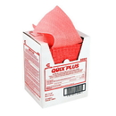 Chicopee 20 X 13.5 Quix Plus Medium Duty Pink Towel 72 Per Case