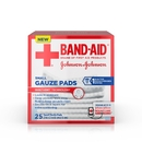 Johnson & Johnson 1116124 Band-Aid Gauze 2X2 Pads 8-3-25 Count