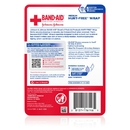 Johnson & Johnson Band-Aid 2 Inch X 2.3 Yard Hurt-Free Wrap 1 Roll Per Box - 4 Per Pack - 6 Per Case