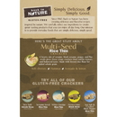 Back To Nature Gluten Free Multiseed Rice Thin Cracker 4 Ounce Box - 12 Per Case