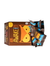 Awake Chocolate 00402U Caffeinated Chocolate Bites Singles