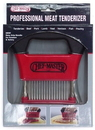Chef-Master Professional Red Meat Tenderizer 6 Per Case