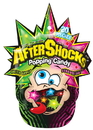 Aftershocks Popping Candy 1.06 Oz. Mixed Peg Bag Open Stock Strawberry/Green Apple
