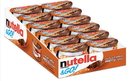 Nutella & Go 12 Count Pretzel Tray 1.9 Ounces - 12 Per Pack - 4 Packs Per Case
