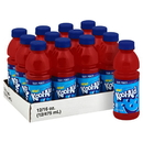 Kool-Aid Ready To Drink Tropical Punch Beverage 16 Fluid Ounces - 12 Per Case